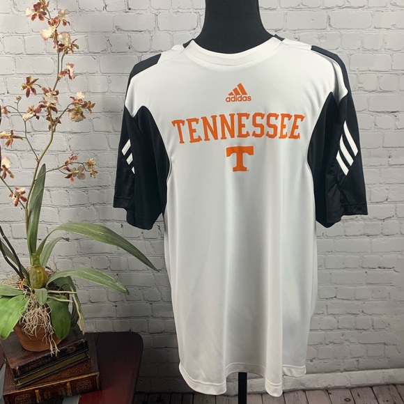 separation shoes fa8ec ee63d University Tennessee Vols Adidas Shirt, Large